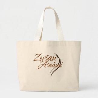 Zevran Arainai Tote Bags