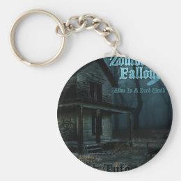 ZF 5 Throwback Keychain