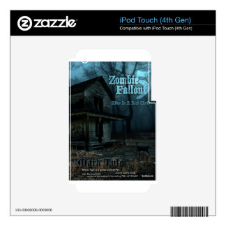 ZF 5 Throwback Skins For iPod Touch 4G