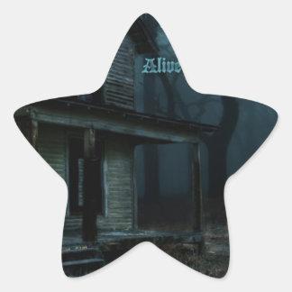 ZF 5 Throwback Star Sticker