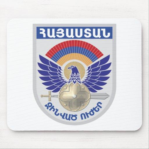 ZGA_ArmenianMilitary4x Mouse Pad