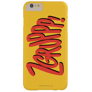 ZGRUPPP! BARELY THERE iPhone 6 PLUS CASE