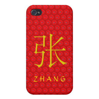 Zhang Monogram Covers For iPhone 4