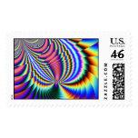 zhang! rainbow stamps