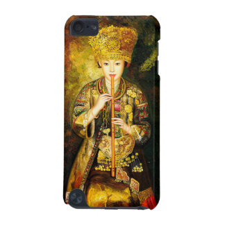Zhangbo Hmong Culture Girl is Piping chinese lady iPod Touch 5G Cover