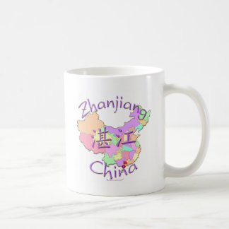 Zhanjiang China Coffee Mug