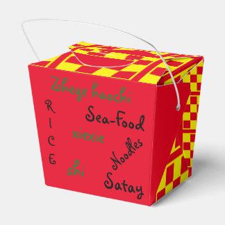 Zhege Haochi Chinese Favour Box