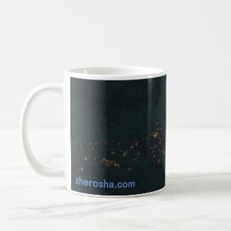 Zherosha and moons coffee mug