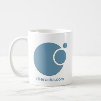 Zherosha Logo Coffee Mug