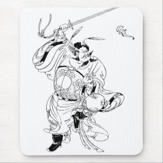 Zhong Kui, el amo del fantasma Alfombrillas De Ratones
