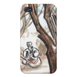 Zhuge Liang Romance of the Three Kingdoms Case Covers For iPhone 4