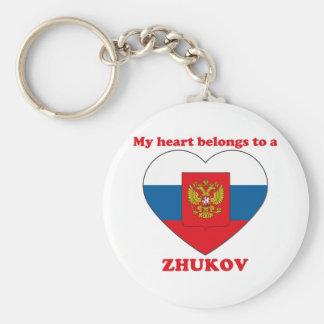 Zhukov Llavero Redondo Tipo Pin
