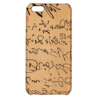 Zi Xu Tie (自叙帖)by Huai Su(怀素) iPhone 5C Covers