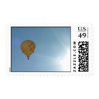 Zia Balloon Stamp