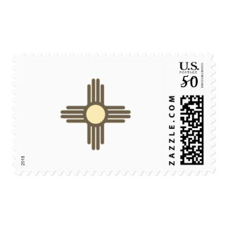 Zia New Mexico Postage
