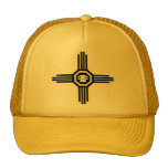 zia skull 1 hat