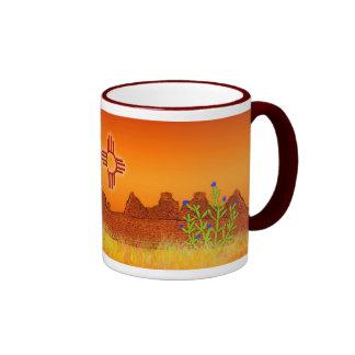 Zia Sun Coffee Mugs