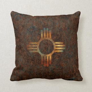 Zia (Sun) Pillow