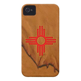 Zia Sun Symbol Case-Mate iPhone 4 Cases