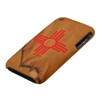 Zia Sun Symbol iPhone 3 Case-Mate Case