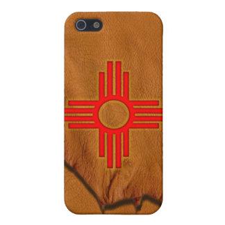 Zia Sun Symbol Cases For iPhone 5