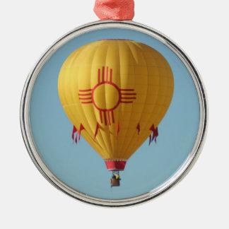 Zia Sun Symbol Ornament