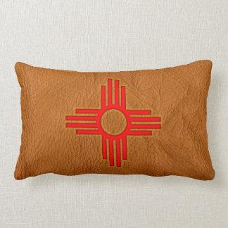 Zia Sun Symbol Pillow