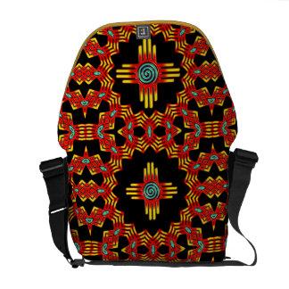 Zia Sun - Zia Pueblo - New Mexico Courier Bag
