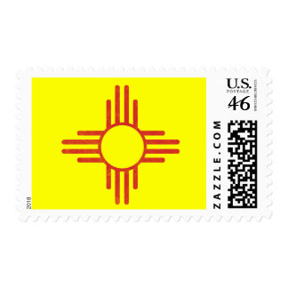Zia Vintage Stamp
