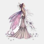 Ziarre Fairy Fantasy Art Illustration Sticker