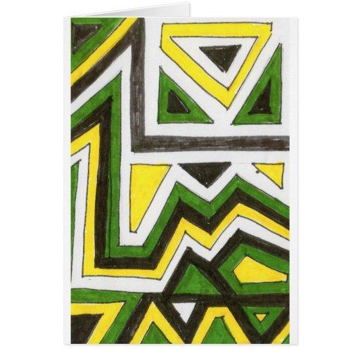 zick-zack Jamaica Karten