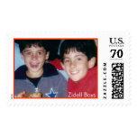 zidellstamp1, Zidell Boys Postage Stamp