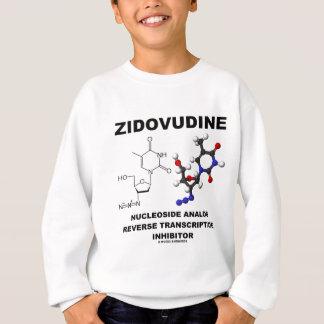 Zidovudine Nucleoside Analog Reverse Transcriptase Sweatshirt