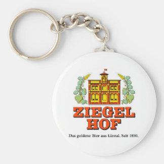 Zie Hof Key Chain