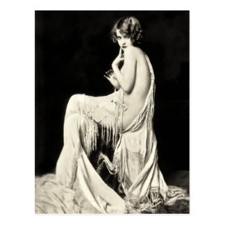 Ziegfeld Chorus Girl Postcards