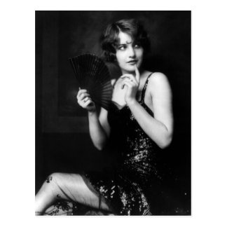 Ziegfeld Follies Girl Postcards