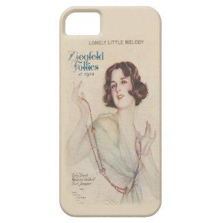 Ziegfeld Follies of 1924 Vintage Flapper Girl iPhone SE/5/5s Case