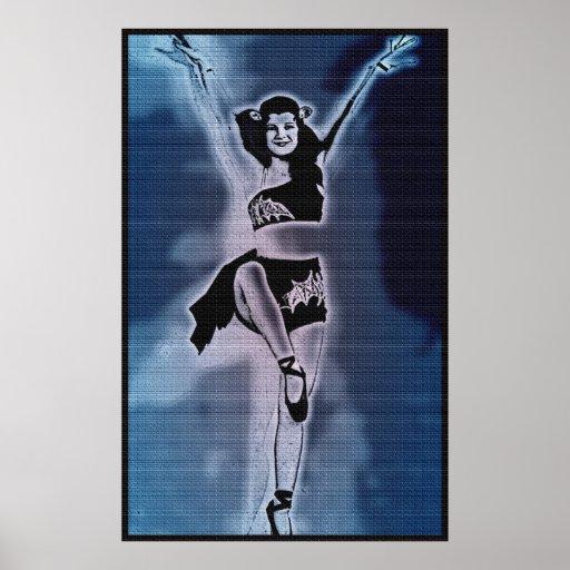 Ziegfeld's Kitty Poster