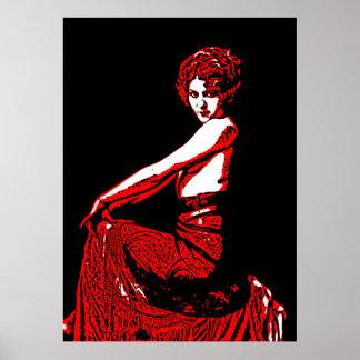 Ziegfeld's Louise Squire Print
