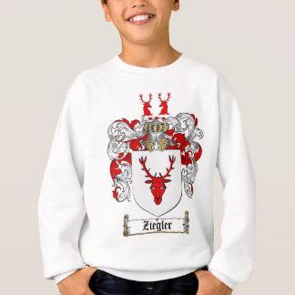 Ziegler Coat of Arms / Ziegler Family Crest Sweatshirt