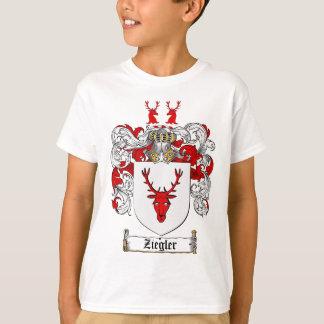 Ziegler Coat of Arms / Ziegler Family Crest T-Shirt