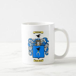 Zielinski Taza De Café