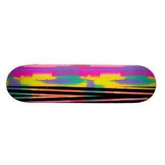 Zig Paint Skate Board Decks