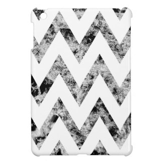 Zig saw Print - black prints blank Black White iPad Mini Covers