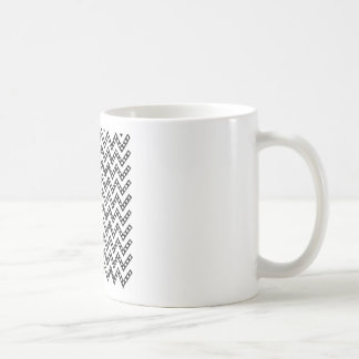 Zig-Zag Coffee Mug