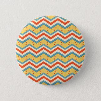 Zig Zag Dots Button