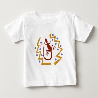 Zig Zag Lizard Baby T-Shirt