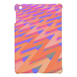 Zig Zag Pastel Abstract Pattern Case For The iPad Mini