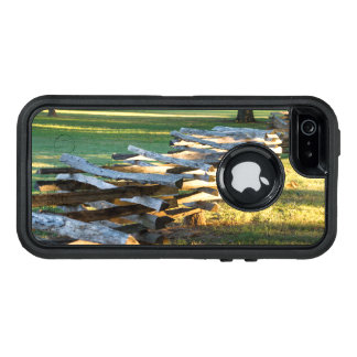 Zig Zag Split Rail OtterBox Defender iPhone Case