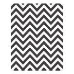 Zig Zag Striped Pattern Zazzle Template Background Letterhead